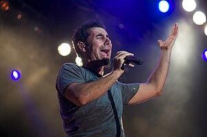 Serj Tankian по време на фестивала Spirit of B...