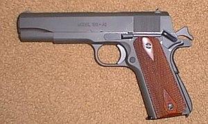 M1911A1 by Springfield Armory, Inc. (contempor...