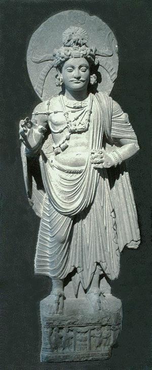 Prince Siddhartha Gautama (Gautama Buddha) wit...