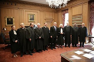 The Justices of the United States Supreme Cour...