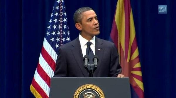 Barack Obama Tucson memorial speech - Wikipedia