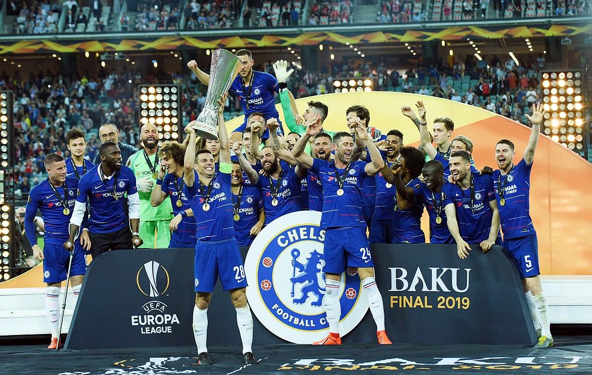 Finale Della Uefa Europa League 2018 2019 Wikipedia