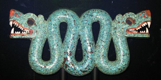 Aztec Double-Headed Serpent