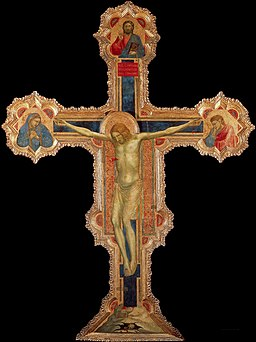 Giotto. the-crucifix- c.1317 Padua, Museo Civico