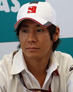 Kamui Kobayashi 2010 Malaysia.jpg