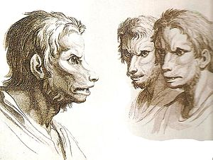 Possible representation of the Werewolf Españo...
