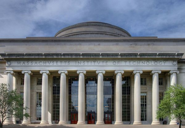 History of the Massachusetts Institute of Technology ...