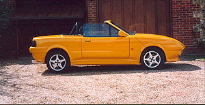 English: Quantum 2+2 convertible