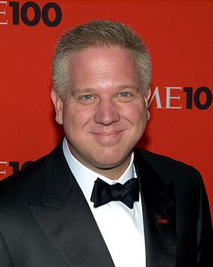 Political commentator Glenn Beck at the Time 1...
