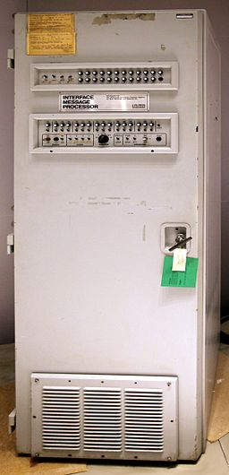 ARPANET first router 2