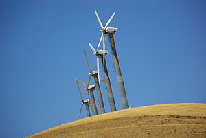 English: Altamont Pass Wind Farm