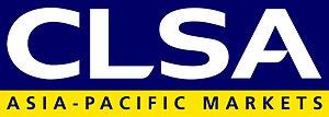 English: Company logo for CLSA Asia-Pacific Ma...