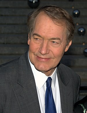 English: Charlie Rose in 2010 at the Tribeca F...