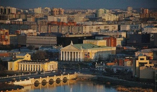 Chelyabinsk - Wikipedia
