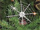 Christmas spider ornaments ukraine