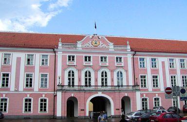 The Estonian Parliament