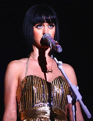Image edited from live performance of Katy Per...
