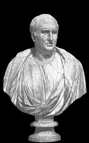 Cicero, at around age 60