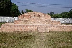 English: Comilla Maynamoti Bihar বাংলা: কুমিল্...