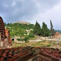 Fortified Medieval Mystras