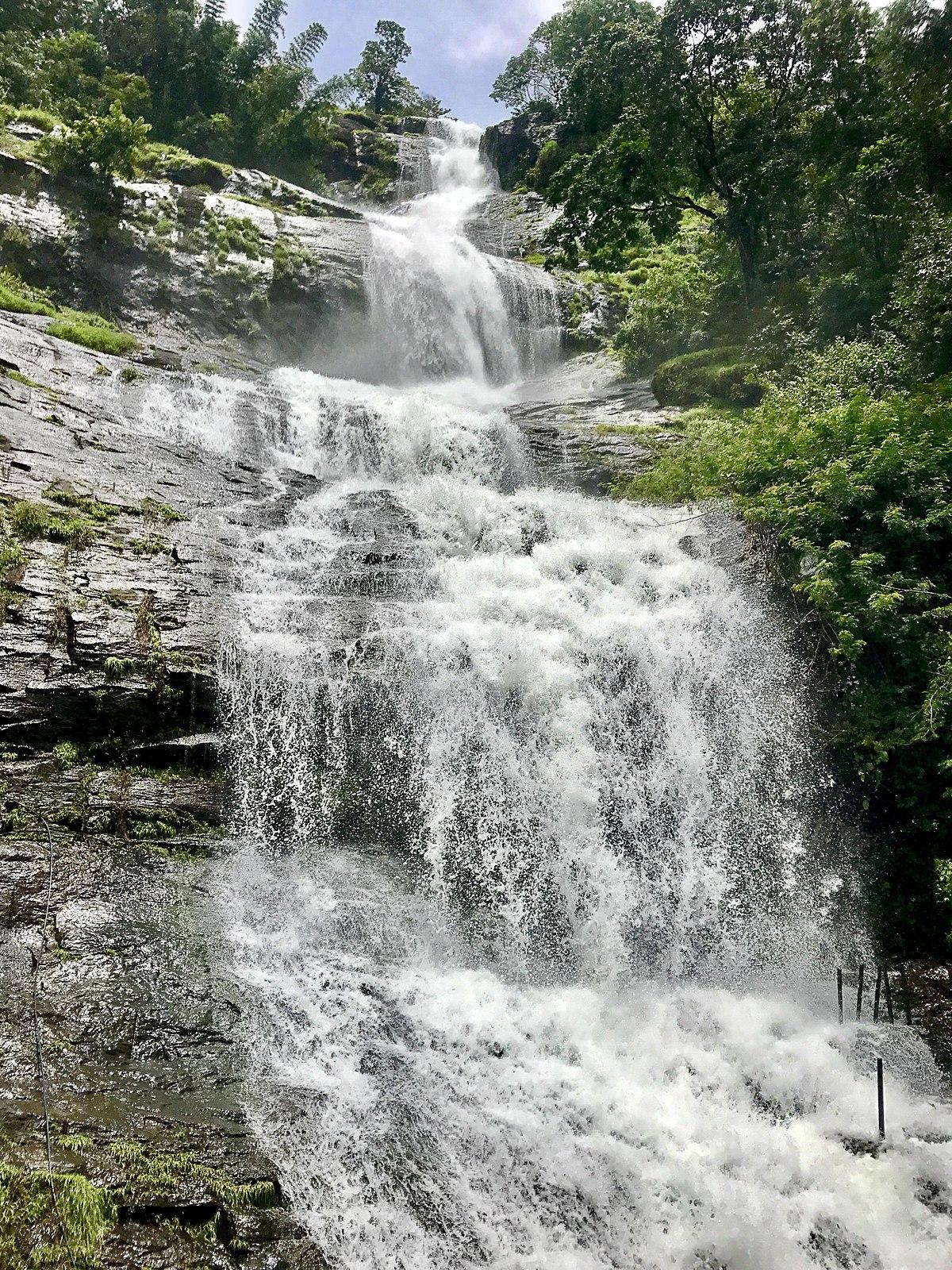 Cheeyappara Waterfalls Wikipedia