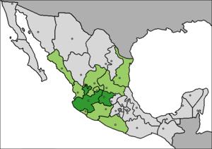 Producción tequilera en México