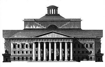 Projet de palais de justice d'Aix-en-Provence