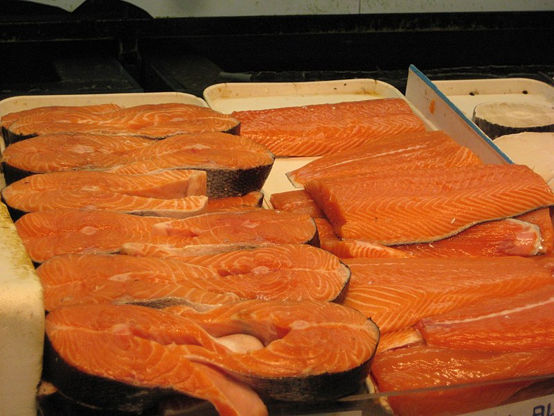 File:Salmon Fish.JPG