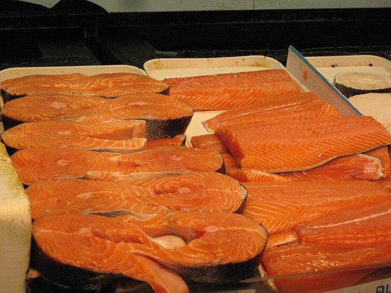 File:Salmon Fish.JPG