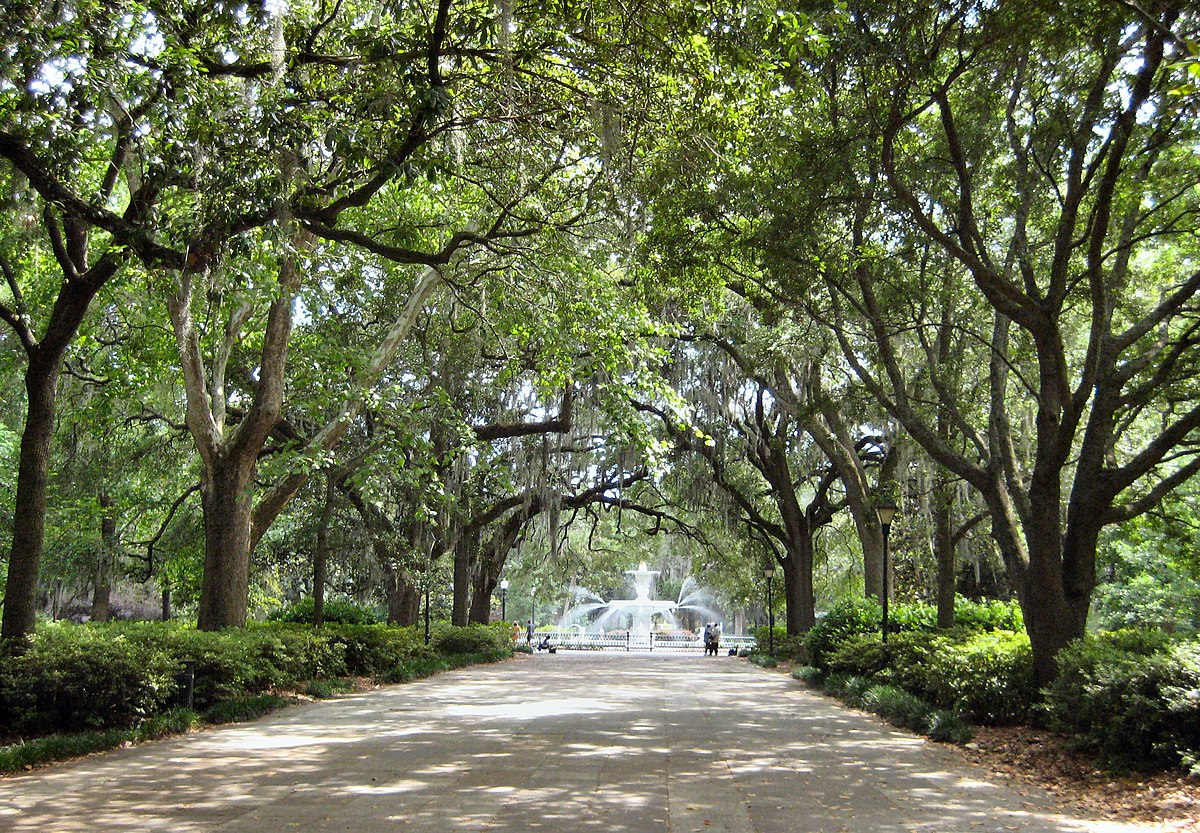 Savannah Travel Guide At Wikivoyage