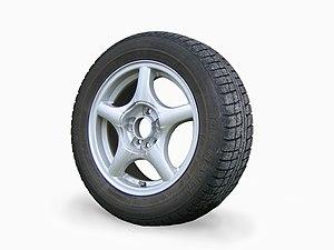 Studless tire (スタッドレス・タイヤ)