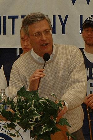 Tim Curley, Director of Athletics at Pennsylva...