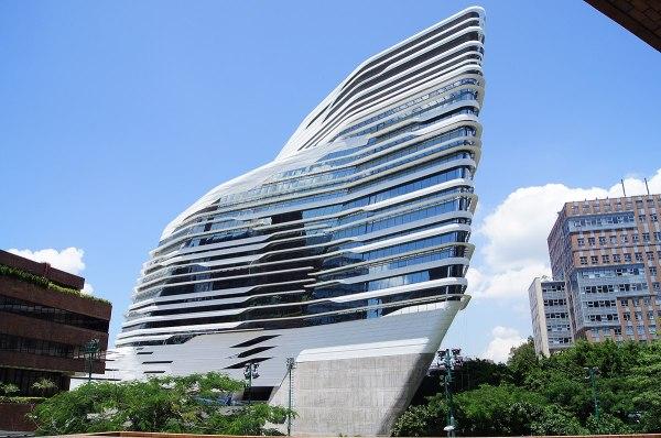Jockey Club Innovation Tower - Wikipedia