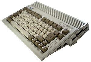 Amiga 600 (A600) home computer
