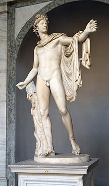 Apollo Of The Belvedere Jpg