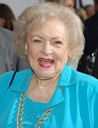 betty white wikipedia