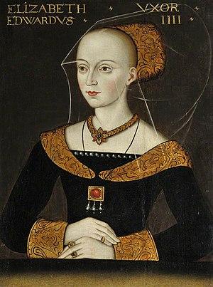 Elizabeth Woodville (1437–92), Queen Con...
