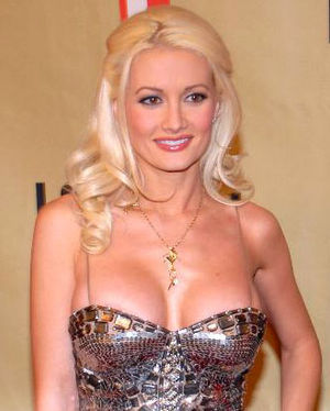 English: Holly Madison at L.A. Direct Magazine...