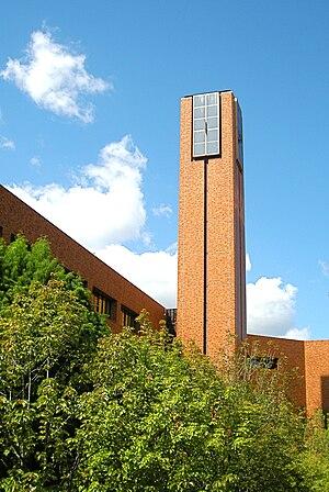Clock Tower of Osaka Gakuin University (Osaka,...
