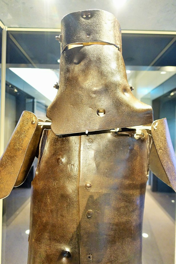 State Library of Victoria - Joy of Museums - Ned Kelly's Armour