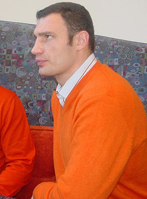 Vitali Klitschko, WBC World Heavyweight champion