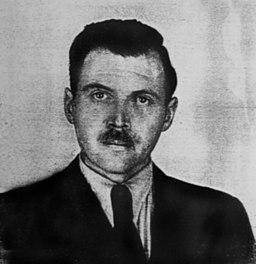 WP Josef Mengele 1956