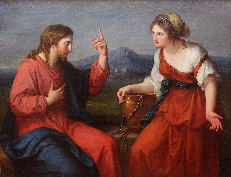 File:Angelika Kauffmann - Christus und die Samariterin am Brunnen -1796.jpeg