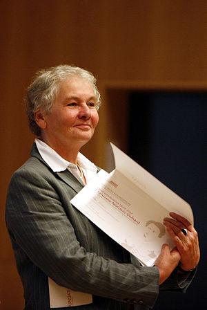 Christiane Nüsslein-Volhard