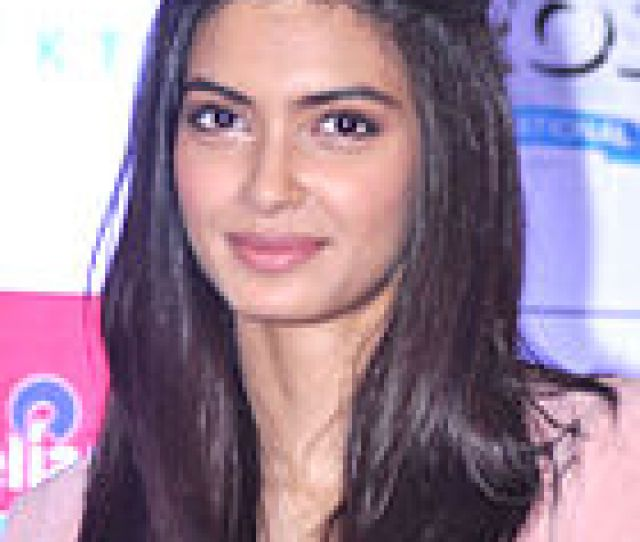 Diana Penty At A Promotional Event For Cocktail