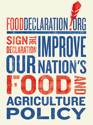 English: Logo of the Declaration for Healthy F...