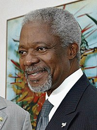 Image illustrative de l'article Kofi Annan