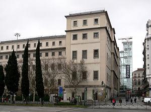 Museo Nacional Centro de Arte Reina Sofía. Madrid