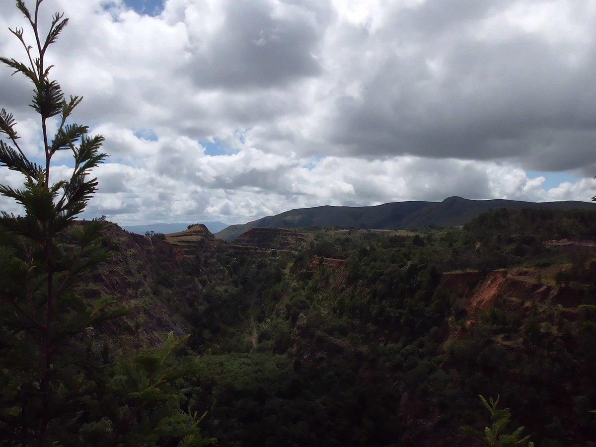 Mining Industry Of Eswatini Wikipedia