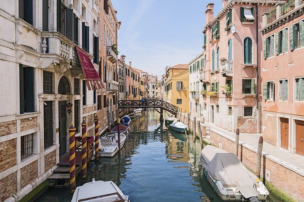 Rio Priuli o de Santa Sofia (Venice)
